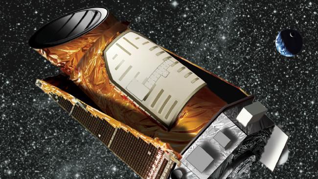 NASA phát hiện 550 hành tinh đất đá kiểu Trái Đất-2