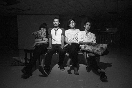 """ban nhac indie tre bat ngo ra mat album """"ngot"""" - 2"""