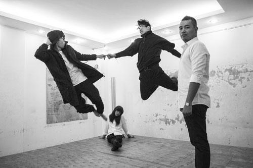 """ban nhac indie tre bat ngo ra mat album """"ngot"""" - 4"""