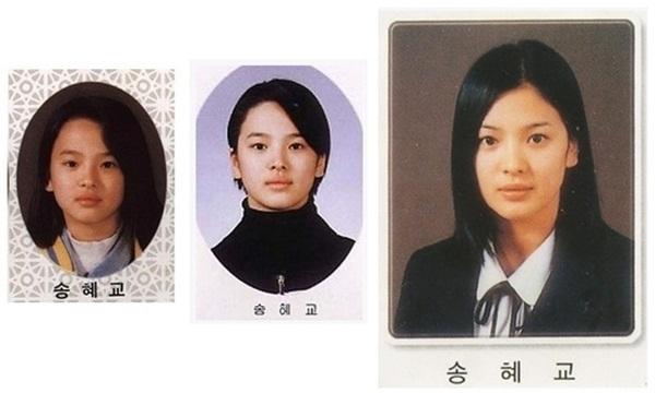 lo clip song hye kyo dep gian di thoi trung hoc - 4