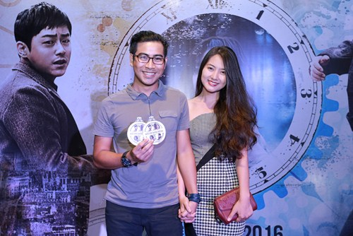 quynh mai (next top model) khoe eo thon hoan hao - 5
