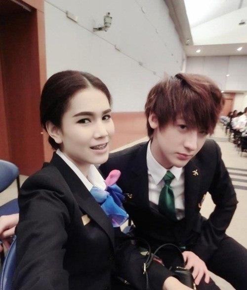 Vẻ đẹp không góc chết của mỹ nam bị nhầm là tiếp viên Vietnam Airlines-3