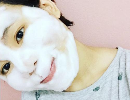 Phì cười vì mốt làm đẹp da với mặt nạ sủi bọt ngộ nghĩnh-11