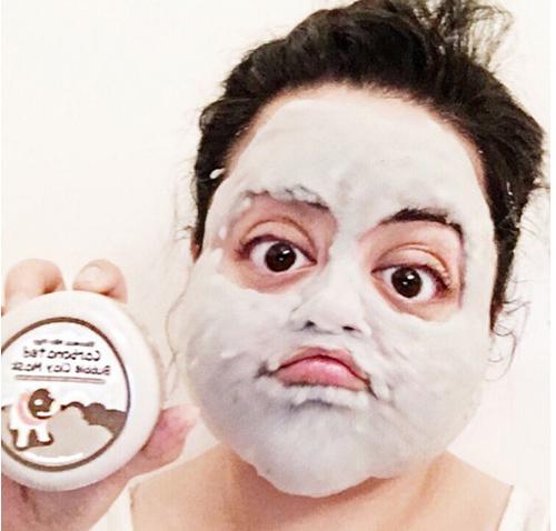 Phì cười vì mốt làm đẹp da với mặt nạ sủi bọt ngộ nghĩnh-3
