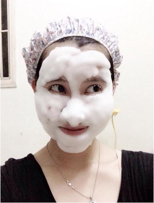 Phì cười vì mốt làm đẹp da với mặt nạ sủi bọt ngộ nghĩnh-12