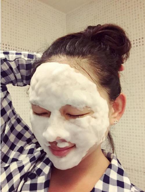 Phì cười vì mốt làm đẹp da với mặt nạ sủi bọt ngộ nghĩnh-6