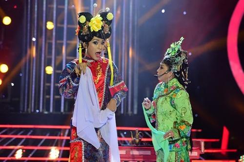 """dong gia hoai linh """"dieu ac"""", bach cong khanh gianh 100 trieu dong - 4"""