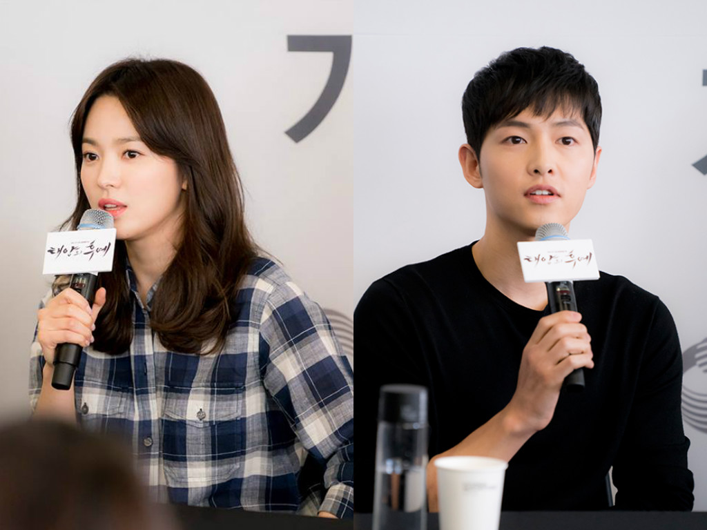 Song Joong Ki khoe ảnh thân thiết bên Song Hye Kyo-4