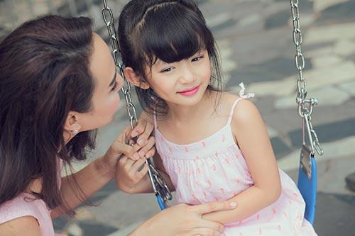 5 cô con gái xinh không kém mẹ của các Hoa hậu Việt-16