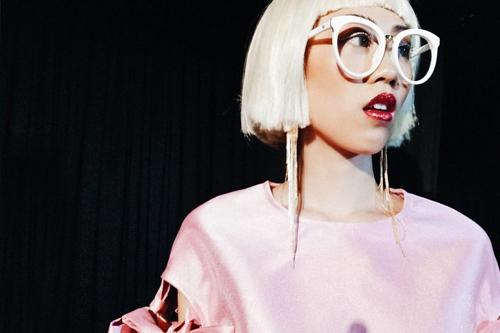 Những kiểu make-up ám ảnh trong Tuần Nhà thiết kế thời trang-2