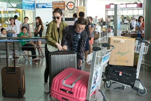 Angela Phương Trinh đưa 100 kg hành lý sang dự Cannes-6