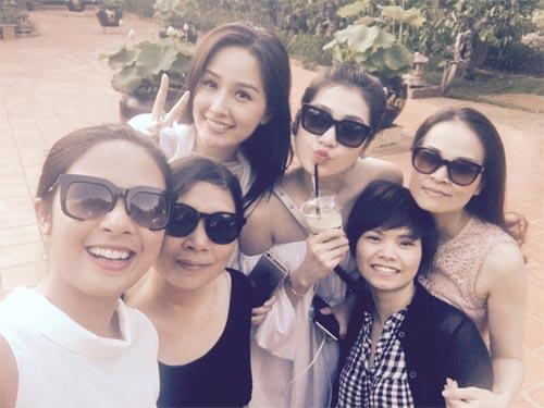 Hà Hồ, Phạm Hương vui vẻ bên nhau mặc scandal bủa vây-14