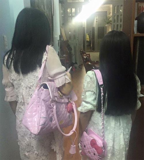 Hà Hồ, Phạm Hương vui vẻ bên nhau mặc scandal bủa vây-11