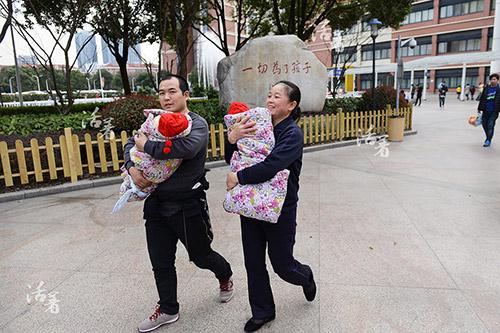 Xúc động khoảnh khắc hai bé sơ sinh dính liền được tách rời-6