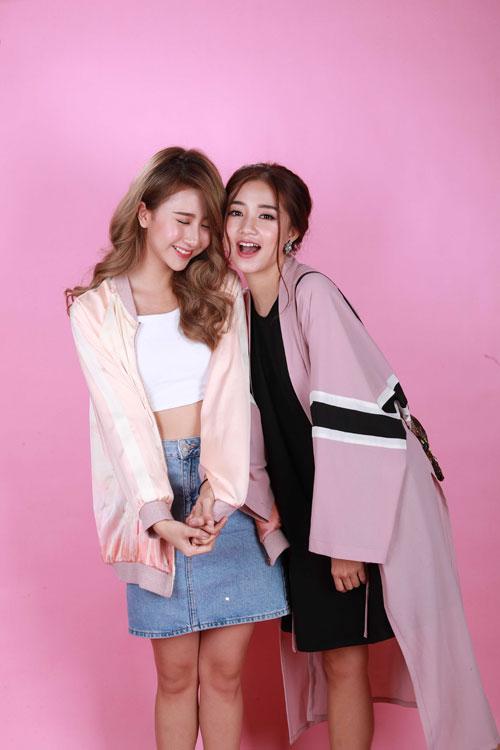 Hot girl Salim tinh nghịch chụp ảnh cùng Quỳnh Anh Shyn-1