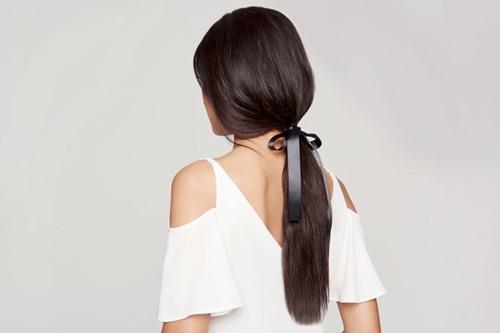 Nâng cấp kiểu tóc buộc đuôi ngựa vừa điệu vừa xinh-4