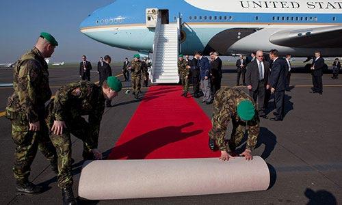 air force one cho tong thong obama duoc mien kiem tra an ninh - 1
