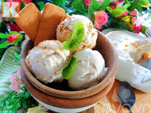 Kem xôi dừa thơm ngon, lạnh tê lưỡi-9