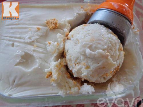 Kem xôi dừa thơm ngon, lạnh tê lưỡi-7