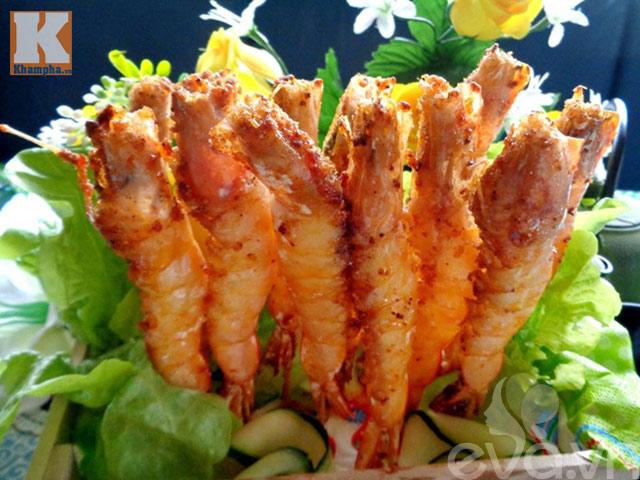 5 món ăn ngon và dễ nấu từ tôm-2