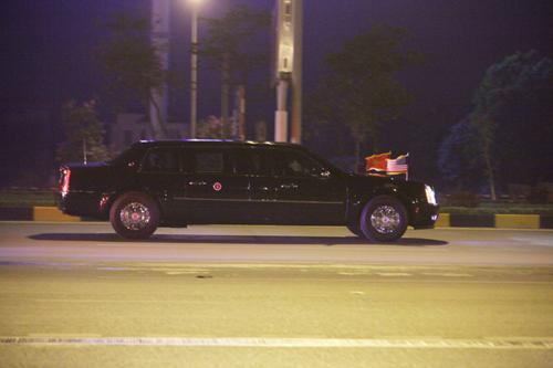 Tổng thống Obama đã đến Hà Nội-8