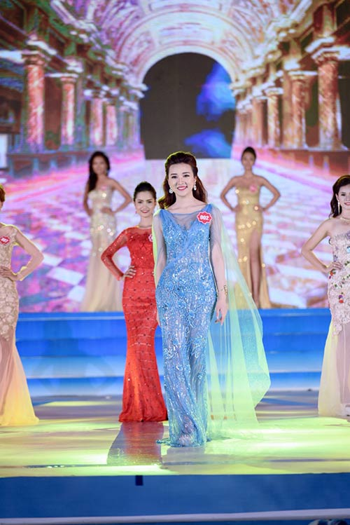 Mãn nhãn với đêm chung kết Hoa hậu biển VN 2016-11