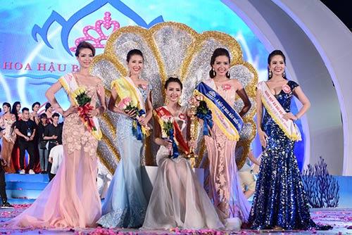 Mãn nhãn với đêm chung kết Hoa hậu biển VN 2016-20