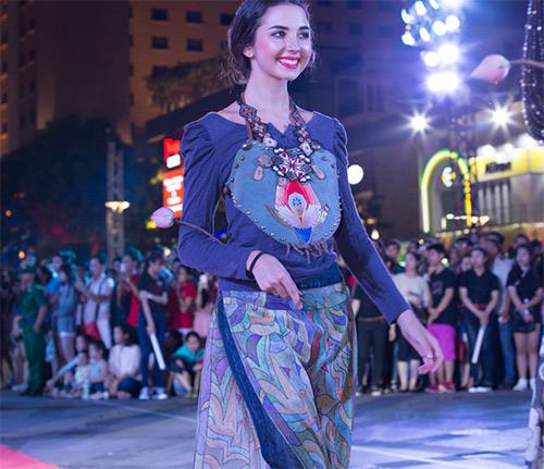 Văn hóa áo dài sống dậy tại thành phố mang tên Bác-6