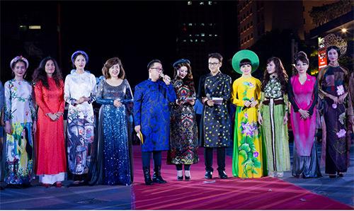 Văn hóa áo dài sống dậy tại thành phố mang tên Bác-8