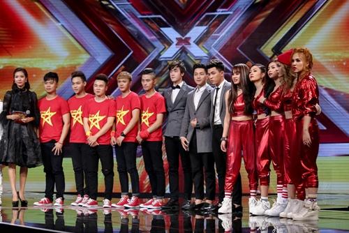 """3 cô gái """"mũm mĩm"""" khiến giám khảo X-Factor loại nhóm trai đẹp-17"""