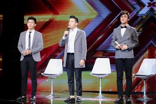 """3 cô gái """"mũm mĩm"""" khiến giám khảo X-Factor loại nhóm trai đẹp-8"""