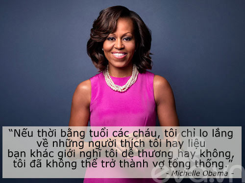 6 cau noi day con cua vo chong obama khien the gioi kham phuc - 1