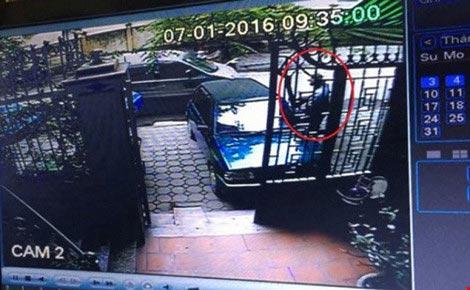 Hé lộ danh tính kẻ trộm ô tô chở vàng chấn động HN-1