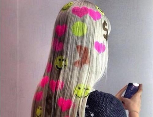 Hoa mắt với mốt tóc màu sắc đang mê hoặc phái đẹp-11
