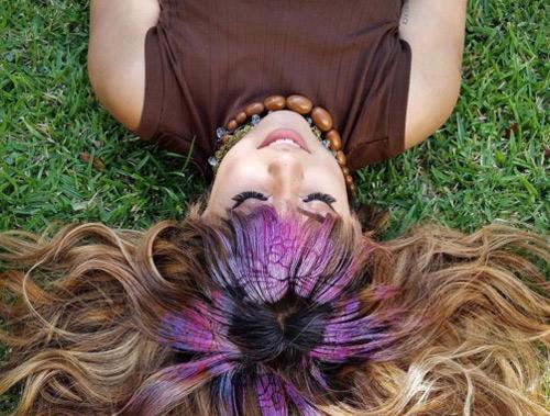 Hoa mắt với mốt tóc màu sắc đang mê hoặc phái đẹp-17