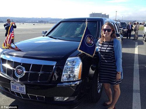 Nữ đặc vụ lái chiếc Cadillac One hộ tống Tổng thống Obama-3