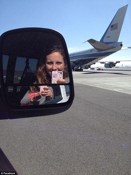 Nữ đặc vụ lái chiếc Cadillac One hộ tống Tổng thống Obama-5