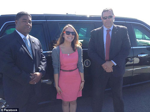 Nữ đặc vụ lái chiếc Cadillac One hộ tống Tổng thống Obama-4