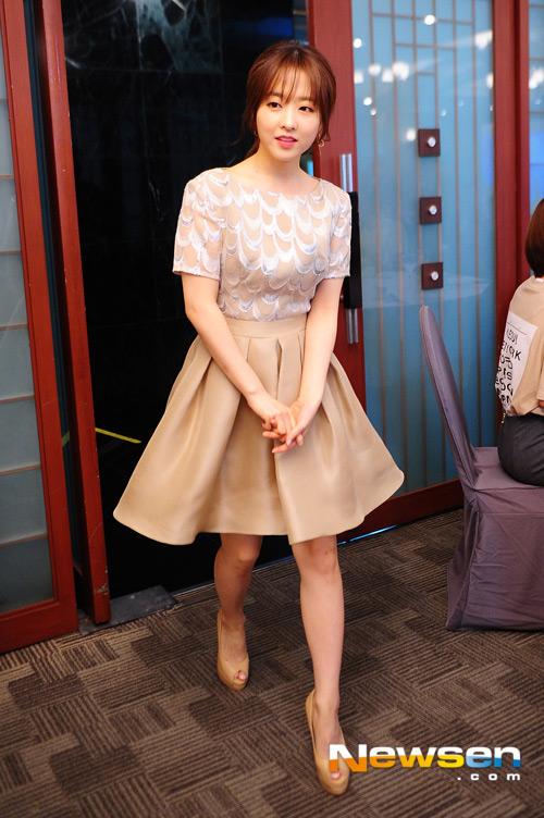 """""""Ma nữ"""" Park Bo Young xinh như công chúa - 1"""