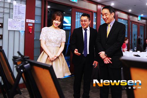 """""""Ma nữ"""" Park Bo Young xinh như công chúa - 2"""