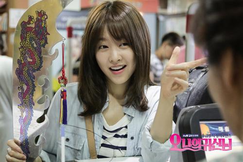 """""""Ma nữ"""" Park Bo Young xinh như công chúa - 7"""
