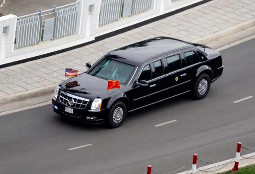 Tổng thống Obama đến TP.HCM-5