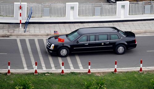 Tổng thống Obama đến TP.HCM-6