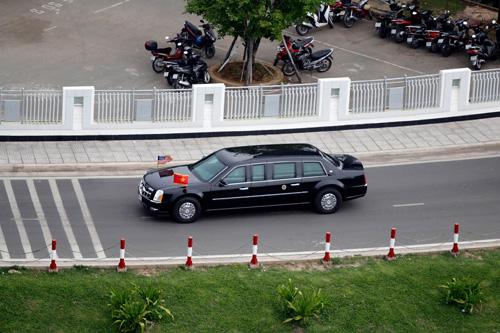 Tổng thống Obama đến TP.HCM-7