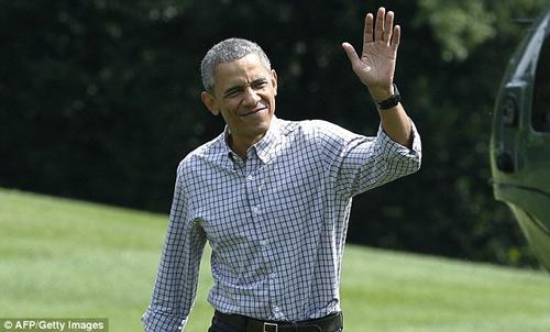 Những lần ông Obama tháo nhẫn để bắt tay gây tranh cãi-5