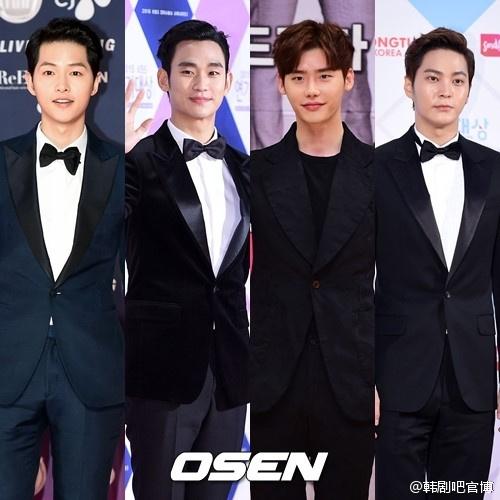 """Song Joong Ki là """"nam thần quốc dân"""" của Hàn Quốc - 1"""