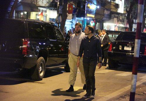 Xem đặc vụ Mỹ bảo vệ Obama trong đêm tại Hà Nội-10