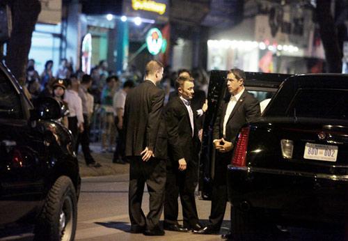 Xem đặc vụ Mỹ bảo vệ Obama trong đêm tại Hà Nội-11