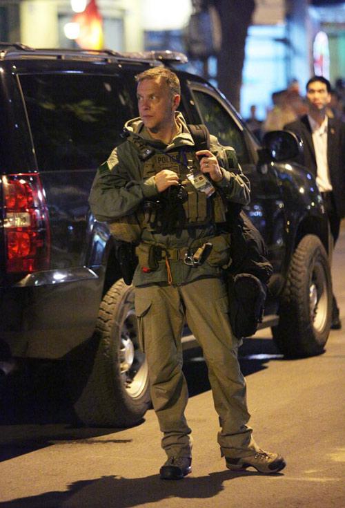 Xem đặc vụ Mỹ bảo vệ Obama trong đêm tại Hà Nội-5