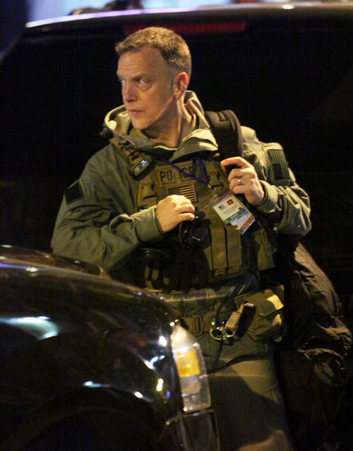 Xem đặc vụ Mỹ bảo vệ Obama trong đêm tại Hà Nội-6